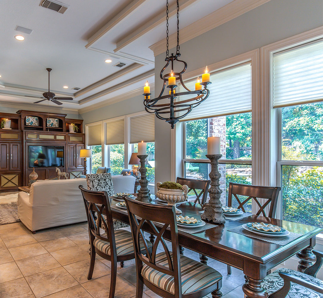 About The Woodlands Interior Design
