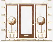 Leslie Power Interiors Logo